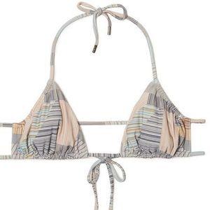 Lacoste colorblock bikini 👙